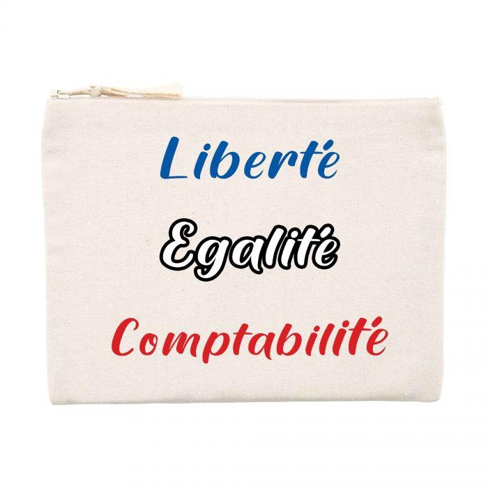 Pochette - Liberté Egalité Comptabilité