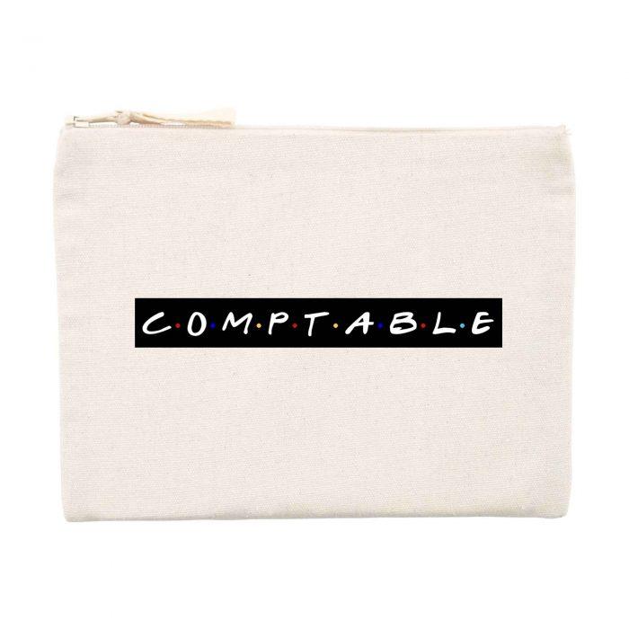 Pochette - Comptable (F.R.I.E.N.D.S)