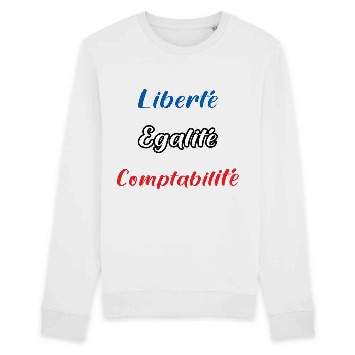 Sweat - Liberté Egalité Comptabilité