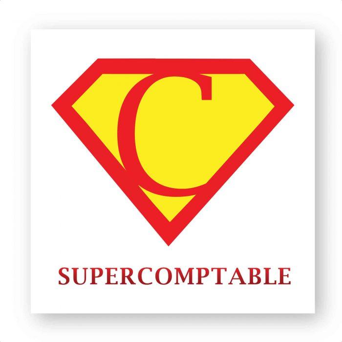 Sticker - SUPERCOMPTABLE