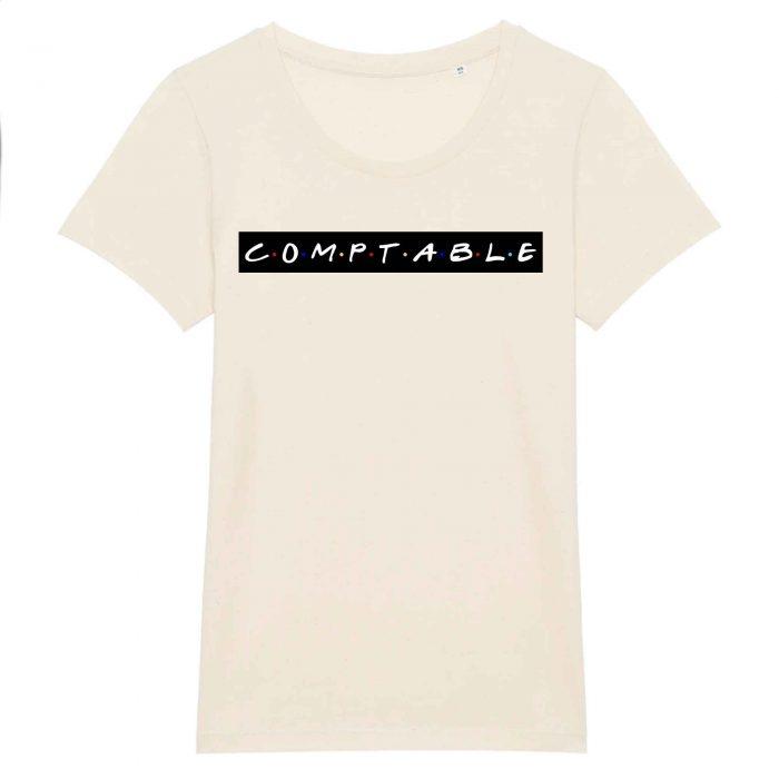 T-shirt Femme 100% Coton BIO - EXPRESSER
