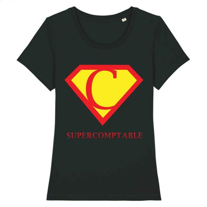 T-shirt - SUPERCOMPTABLE