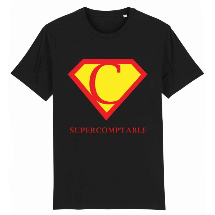 T-shirt - SUPERCOMPTABLE