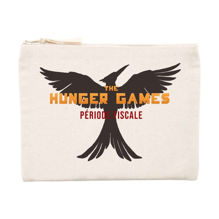 Pochette - Hunger Games Période fiscale