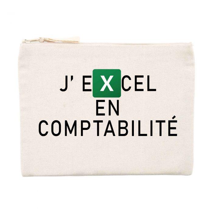 Pochette - J'EXCEL en comptabilité