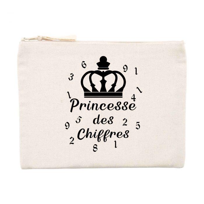 Pochette - Princesse des chiffres