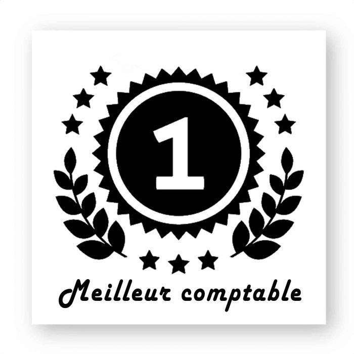 Stickers - Meilleur comptable