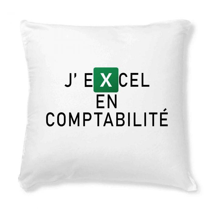 Coussin - J'EXCEL en comptabilité