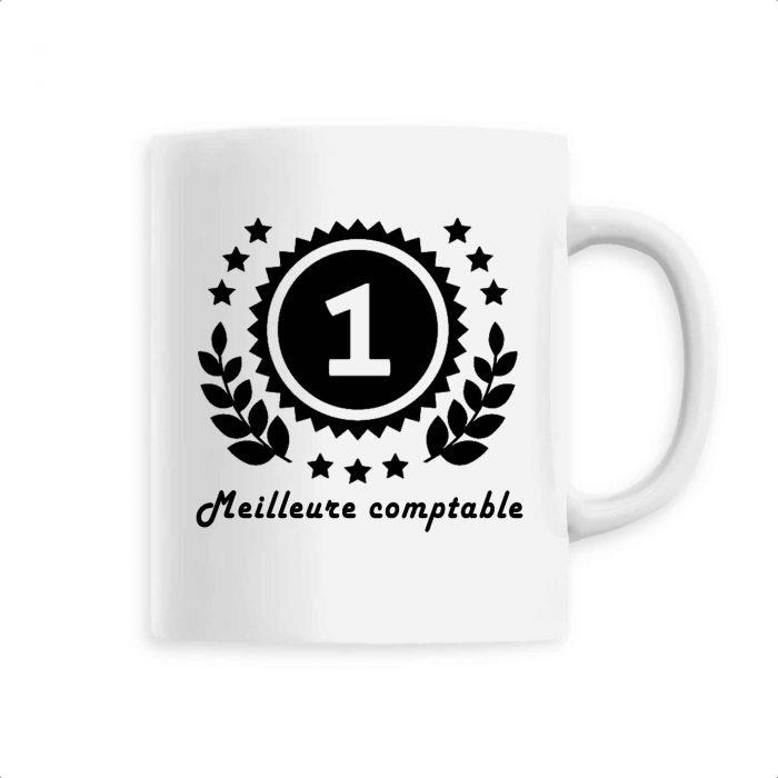 Mug - Meilleure comptable