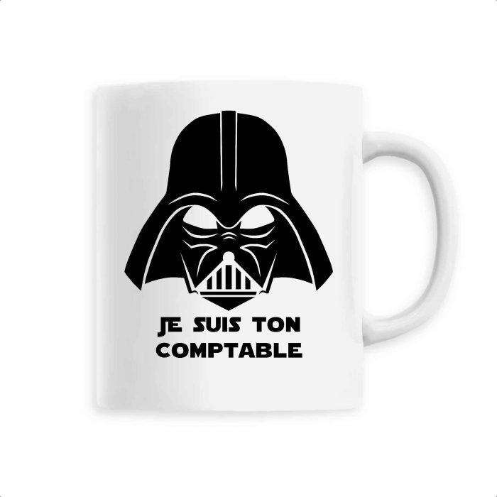 Mug - Je suis ton comptable