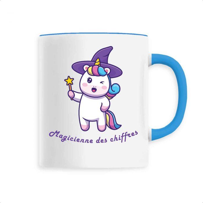 Mug - Magicienne des chiffres