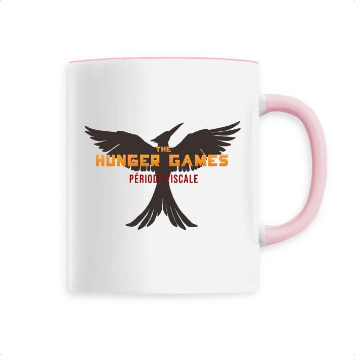 Mug - Hunger games Période Fiscale