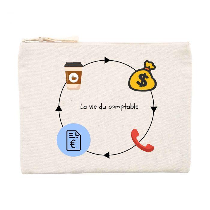 Pochette - La vie du comptable