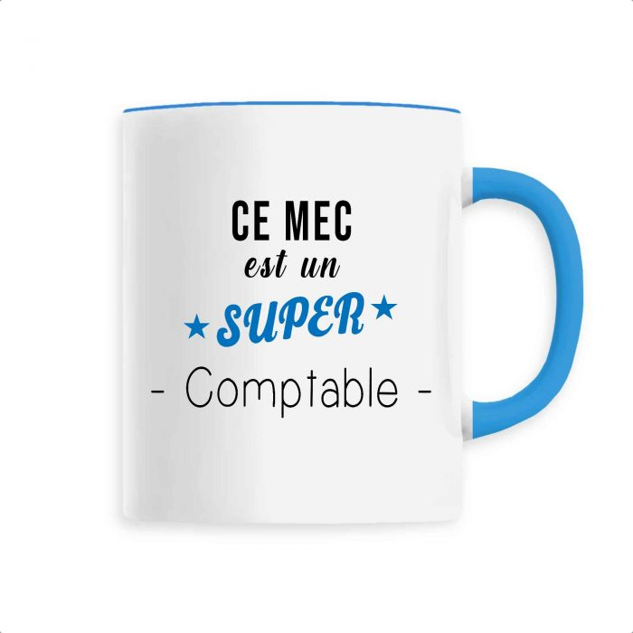 Mug - Ce mec est un super comptable
