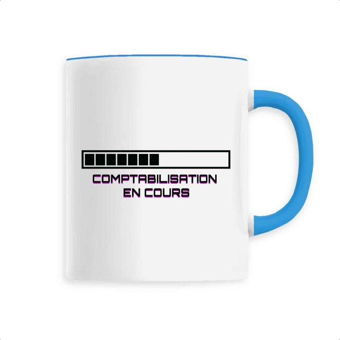 Mug - Comptabilisation en cours