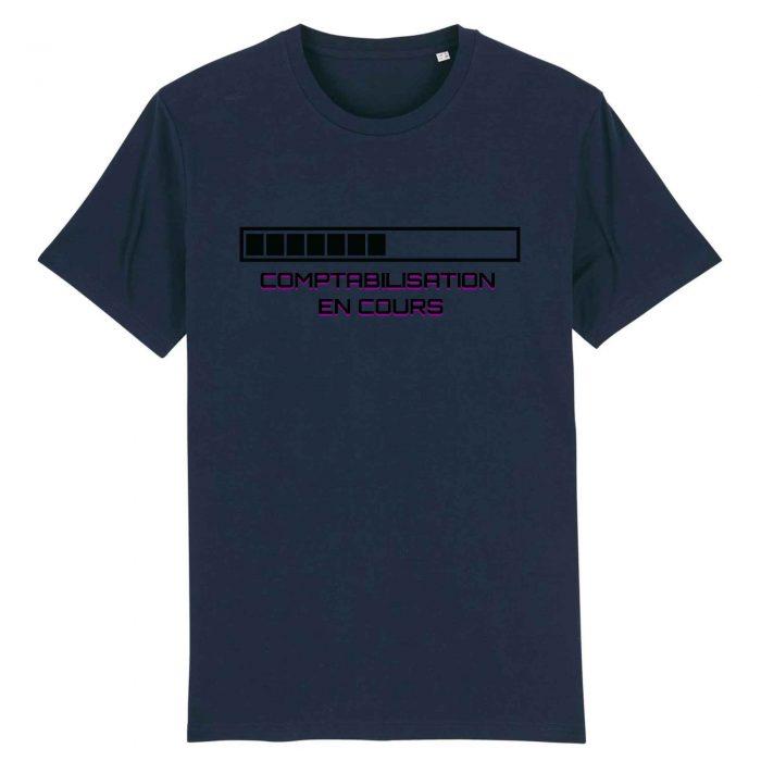 T-shirt - Comptabilisation en cours
