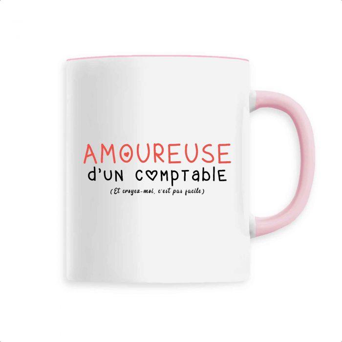 Mug - Amoureuse d'un comptable