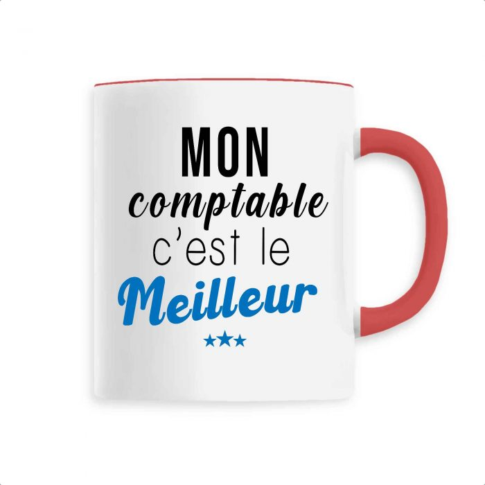 Mug - Mon comptable c'est le meilleur