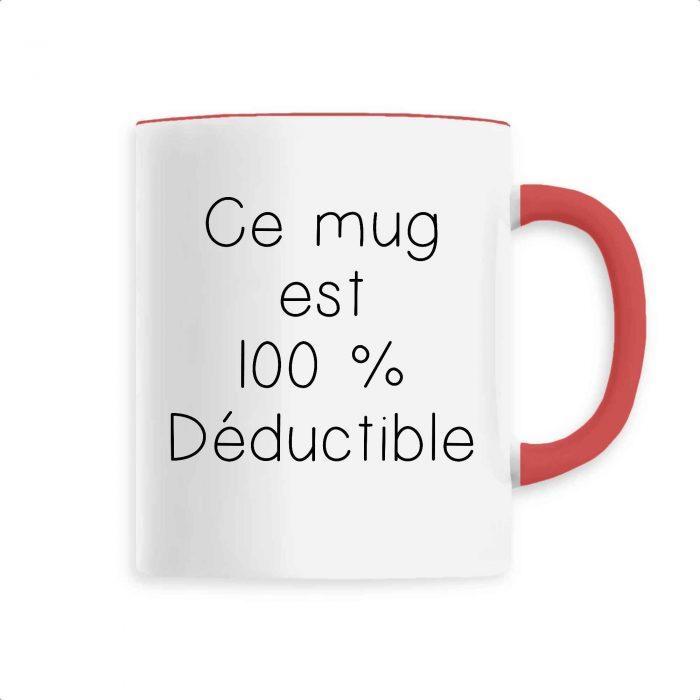 Mug - 100 % Déductible
